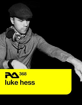 RA.368 – Luke Hess (June 2013) MP3