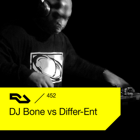 RA.452 DJ Bone vs Differ-Ent