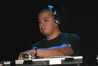 DJ Rolando @ Blue