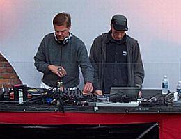 Mark Ernestus & Moritz Von Oswald, aka Rhythm & Sound