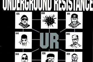 Download Underground Resistance songs
