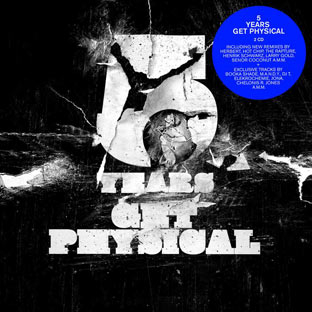 Various Artists - 5 Years of Get Physical