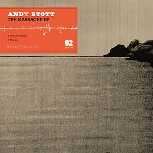 Andy Stott - The Massacre EP