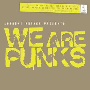 Various Artists - Anthony Rother Presents We Are Punks