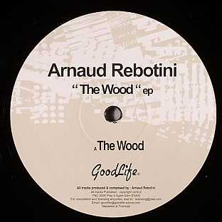 Arnaud Rebotini - The Wood EP