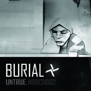 Burial - Untrue cover
