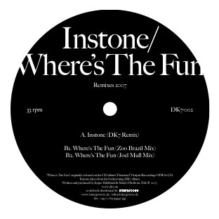 DK7 - Where's The Fun? (Remixes)