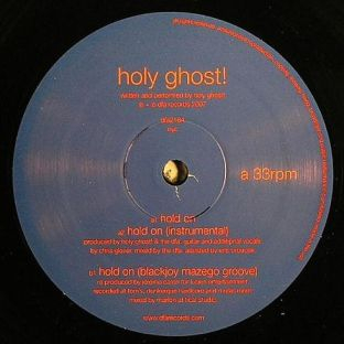 Holy Ghost! - Hold On