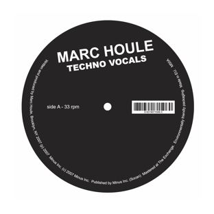 Marc Houle - Techno Vocals