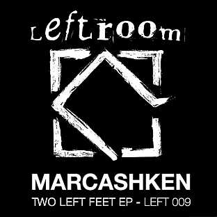 Marc Ashken - Two Left Feet EP