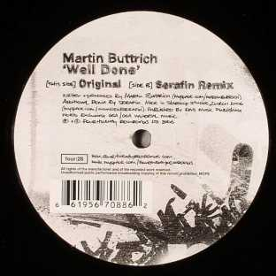 Martin Buttrich – Well Done