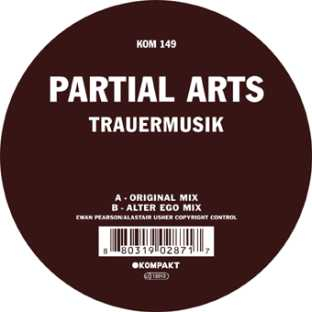 Partial Arts - Trauermusik