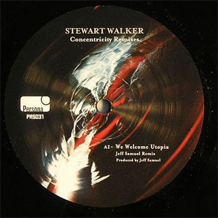 Stewart Walker - Concentricity Remixes