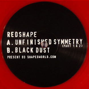 Redshape – Unfinished Symmetry