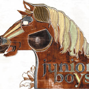 Junior Boys - Like A Child/Double Shadow (Remixes)