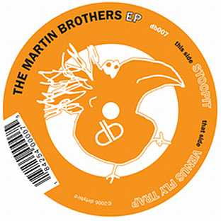Martin Brothers - The Martin Brothers EP