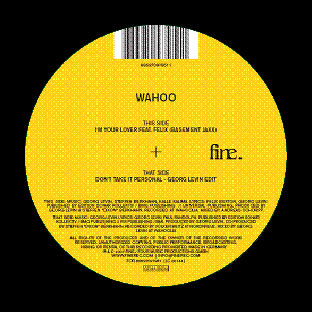 Wahoo - I'm Your Lover