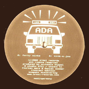 Ada - Forty Winks