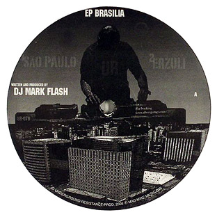 Mark Flash - EP Brasilia