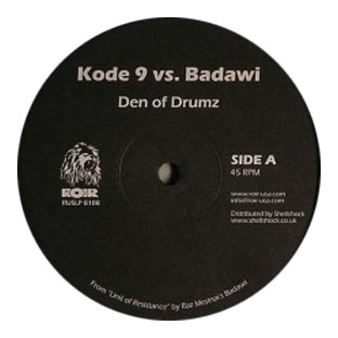 Badawi ft. Kode9 & Juakali – Den Of Drumz/Crows