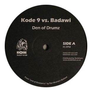 Kode9 + Space Ape, The - Backward