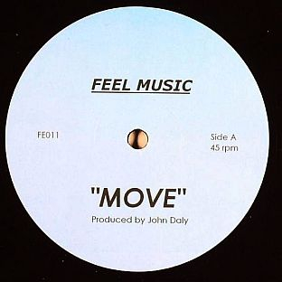 John Daly - Move / Oceans