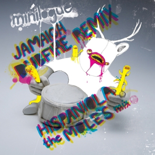 Minilogue - Jamaica / Hispaniola Remixes cover