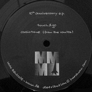 MMM/Soundhack – 10th Anniversary EP