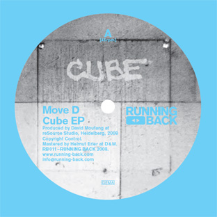 Move D - Cube EP