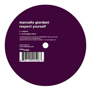 Marcello Giordani - Respect Yourself