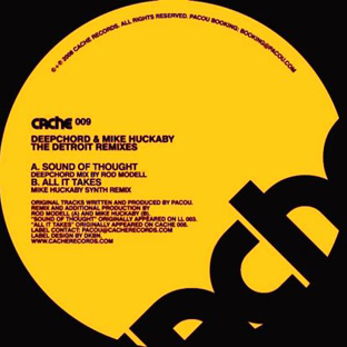 DeepChord & Mike Huckaby - The Detroit Remixes