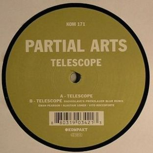 Partial Arts - Telescope cover