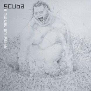 Scuba - A Mutual Antipathy cover