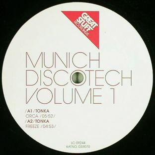 Various Artists - Munich Disco Tech Volume 1