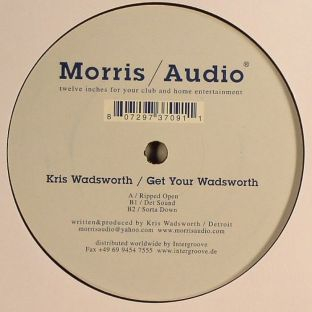 Kris Wadsworth - Get Your Wadsworth