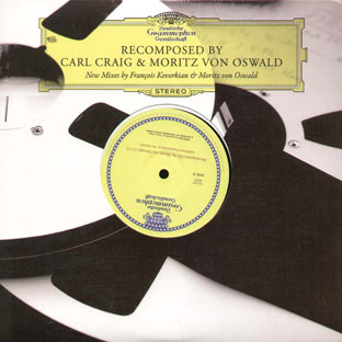 Carl Craig and Moritz Von Oswald - Recomposed Francois Kevorkian / Moritz Von Oswald Mixes