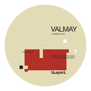 Valmay - Radiated Future EP