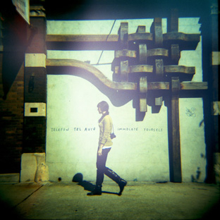 Telefon Tel Aviv - Immolate Yourself