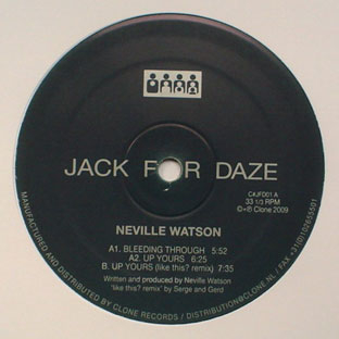 Neville Watson - Bleeding Through
