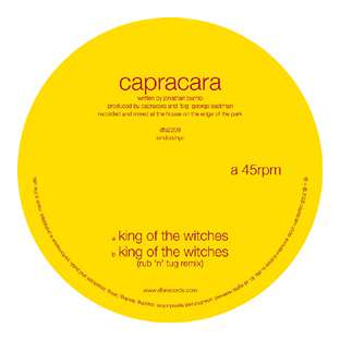 Capracara - King Of The Witches