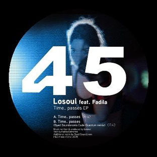 Losoul feat. Fadila - Time Passes EP