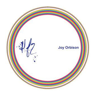 Joy Orbison - Hyph Mngo cover