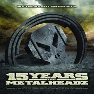 Various Artists - 15 Years Of Metalheadz