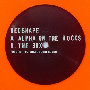 Redshape - Alpha On The Rocks