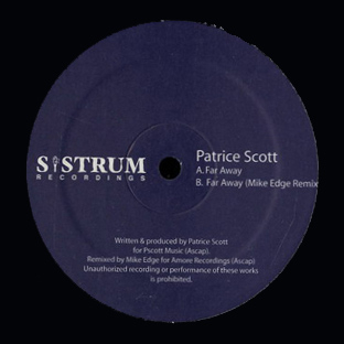 Patrice Scott - Far Away