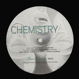 Theo Parrish - Chemistry / Untitled One