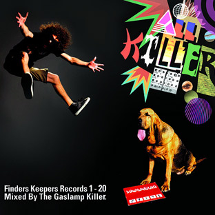 The Gaslamp Killer - All Killer: Finders Keepers Records 1-20