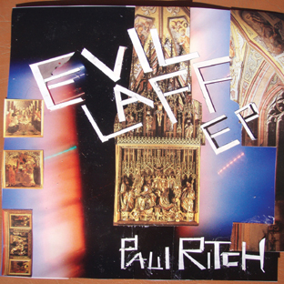 Paul Ritch - Evil Laff cover