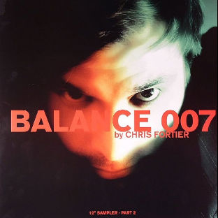 Balance 007 mixed by Chris Fortier - Sampler 2