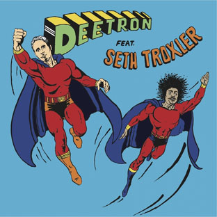 Deetron feat. Seth Troxler - Each Step